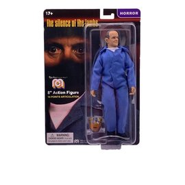 """Mego Corp. Figurine - Mego Horreur - The Silence of the Lambs: Hannibal Lecter 8"""""""