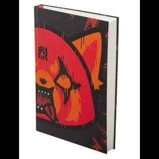 Bioworld Carnet de notes - Aggretsuko - Angry Retsuko à Couverture Rigide