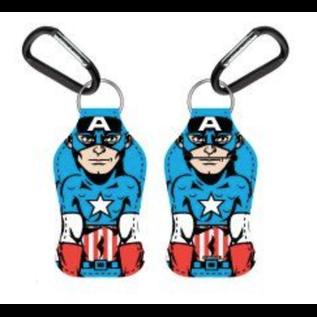 Bioworld Étui pour Désinfectant - Marvel - Captain America