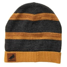 Elope Toque - Harry Potter - Hufflepuff Heathered with Leather Patch