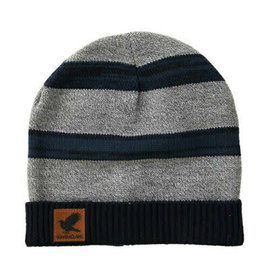 Elope Toque - Harry Potter - Ravenclaw Heathered with Leather Patch