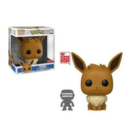 "Funko Funko Pop! - Pokémon - Eevee 540 10 "" *Target Exclusive*"