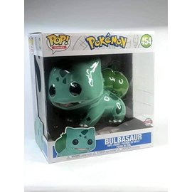 "Funko Funko Pop! - Pokémon - Bulbasaur 454 10 "" *Special Edition*"
