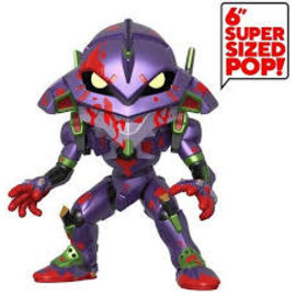 "Funko Funko Pop! - Evangelion - Eva Unit 01 (Bloody) 747 6"" *Special Edition*"