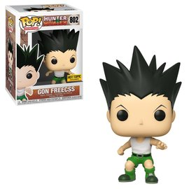 Funko Funko Pop! - Hunter X Hunter - Gon Freecss 802 *Hot Topic Exclusive*