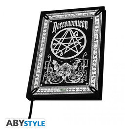 AbysSTyle Notebook - Cthulhu - The Necronomicon