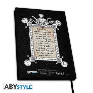 AbysSTyle Carnet de Notes - Cthulhu - Le Necronomicon