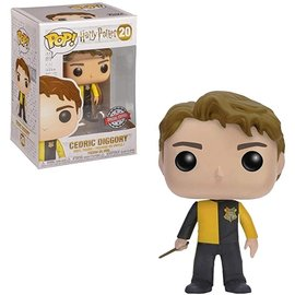 Funko Funko Pop! - Harry Potter - Cedric Diggory TriWizard Cup 20 *Special Edition*