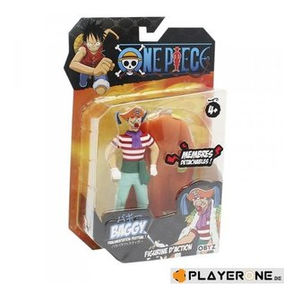 AbysSTyle Figurine - One Piece - Baggy 4''