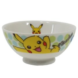 ShoPro Bol à riz - Pokémon - Pikachu ''Pocket Monsters Pikachu''