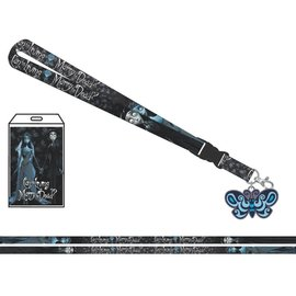 Bioworld Lanyard - Corpse Bride - Can The Living Marry The Dead