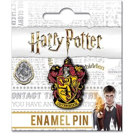 Ata-Boy Lapel Pin - Harry Potter - Gryffindor Crest