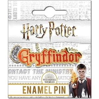 Ata-Boy Épinglette - Harry Potter - Gryffondor en Scripte