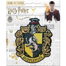 Bioworld Patch - Harry Potter - Hufflepuff Crest