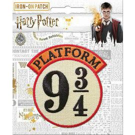 Ata-Boy Patch - Harry Potter - Plateform 9 3/4