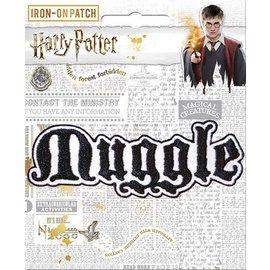 Ata-Boy Patch - Harry Potter - Muggle