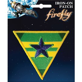 Ata-Boy Patch - Firefly - Serenity Browncoat Independence