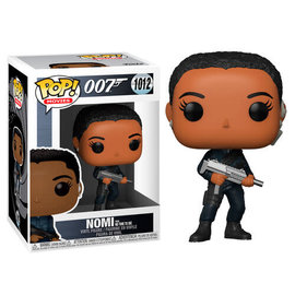 Funko Funko Pop! Movies - James Bond 007 - Nomi From No Time To Die 1012  *Liquidation*