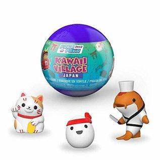 Funko Boule Mystère - Funko Paka Paka - Kawaii Village Japan Mini Figurine