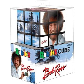 Usaopoly Jouet - Cube Rubik's Bob Ross - Paysages 3X3 *Liquidation* qwe