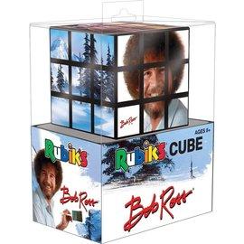 Usaopoly Jouet - Cube Rubik's Bob Ross - Paysages 3X3