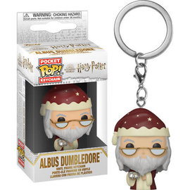 Funko Funko Pocket Pop! Keychain - Harry Potter - Albus Dumbledore (Holiday)