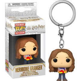 Funko Funko Pocket Pop! Keychain - Harry Potter - Hermione Granger (Holiday)