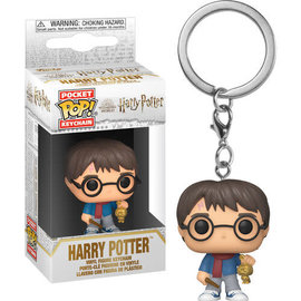 Funko Funko Pocket Pop! Keychain - Harry Potter - Harry Potter (Holiday)