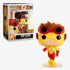 Funko Funko Pop! Heroes - Dc Comics The Flash - Kid Flash (Young Justice) 320 *Hot Topic Exclusive*