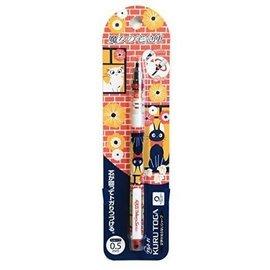 Kurutoga Pencil - Studio Ghibli - Kiki's Delivery Service: Jiji Sitting Mechanical Pen 0.05mm