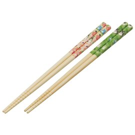 Nibariki Chopsticks - Studio Ghibli - My Neighbor Totoro: Set of 2 Pairs 21cm
