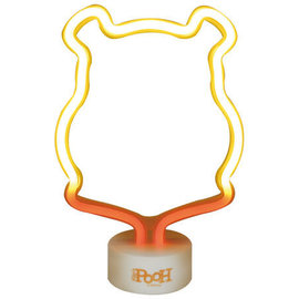 Unique Limited Lamp - Disney - Winnie the Pooh: Silhouette Light Neon DEL
