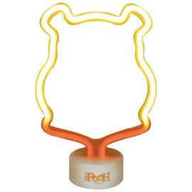 Unique Limited Lampe - Disney - Winnie L'Ourson: Lumière Silhouette Neon DEL