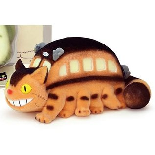"Sekiguchi Figurine - Studio Ghibli - Mon Voisin Totoro: Chat-Bus en Velours Floqué 8"""