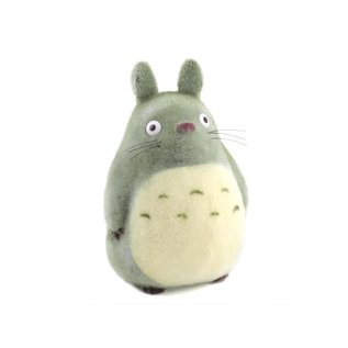 "Sekiguchi Figurine - Studio Ghibli - Mon Voisin Totoro: Totoro en Velours Floqué 5"""