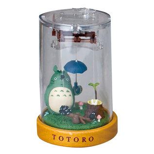 Sekiguchi Boite à musique - Studio Ghibli Mon Voisin Totoro - Théâtre de Marionnettes Mobiles à Remontoire