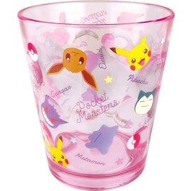 ShoPro Glass - Pokémon - Pikachu and Friends Purple Acrylic Tumbler 8oz