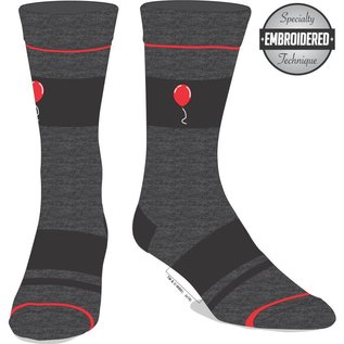 Bioworld Chaussettes - It Chapter Two - Ballon Rouge 1 Paire Crew
