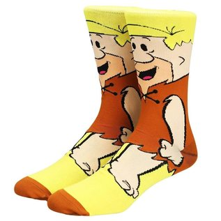 Bioworld Chaussettes - The Flintstones - Barney Rubble 1 Paire Crew Tube