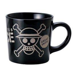 Toei Tasse - One Piece - Mugiwara Pirates Noire 8oz