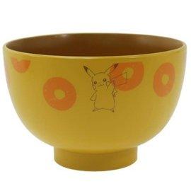 ShoPro Bol - Pokémon Pocket Monsters - Pikachu avec Cercles Oranges Irodori pour la Soupe