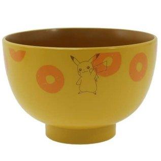 """ShoPro Bol à soupe - Pokémon - Pikachu avec Cercles Oranges """"Pocket Monsters"""" Irodori"""