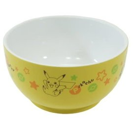 "ShoPro Bowl - Pokémon - Starters Sword and Shield Pikachu, Hibanny, Sarunori, Messon ""Pocket Monsters"" for Soup"