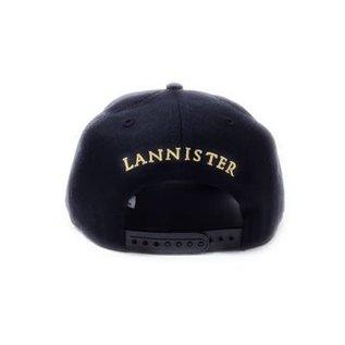 Bioworld Casquette - Game of Thrones - Lannister Avec Emblème en Métal