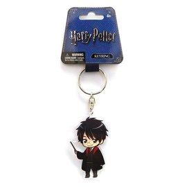 Monogram Keychain - Harry Potter - Harry Potter Chibi Acrylic