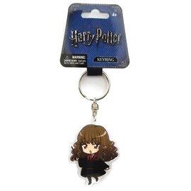 Monogram Keychain - Harry Potter - Hermione Granger Chibi Acrylic