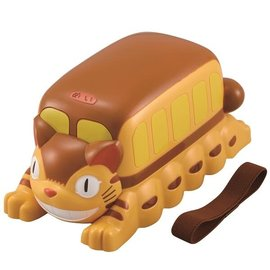 Skater Bento Box - Studio Ghibli My Neighbour Totoro - Cat Bus 3D 460ml