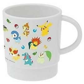 "Kater Tasse - Pokémon - Starters de Générations Multiples en Acrylique ""Pocket Monsters""11oz"