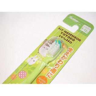 ShoPro Brosse à dents - Studio Ghibli - Mon Voisin Totoro: Totoro et Chibi Totoro Verte