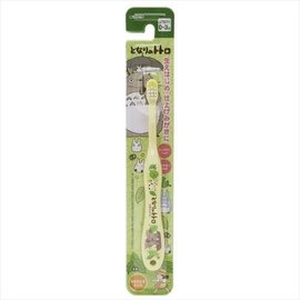 ShoPro Toothbrush - Studio Ghibli My Neighbour Totoro - Totoro and Chibi Totoro Beige